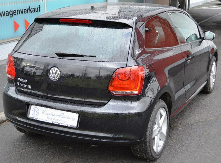 Bild 4: VW Polo 1,2 Black Edition, Klima, Alu.