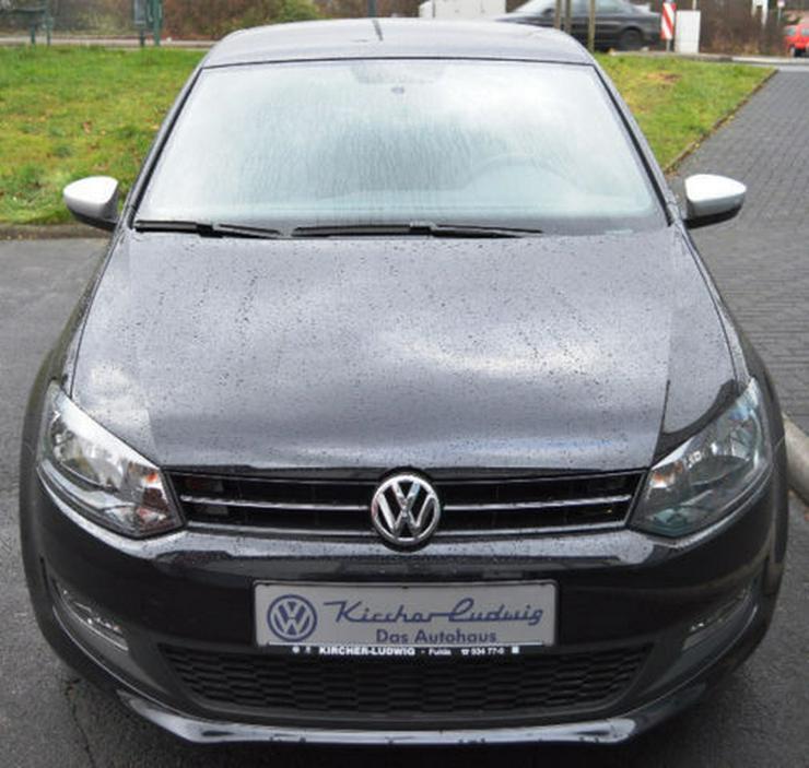 Bild 2: VW Polo 1,2 Black Edition, Klima, Alu.