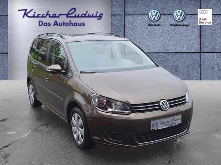 VW Touran 1,4 TSI Comfortline, Climatronic, Navi - Touran - Bild 1