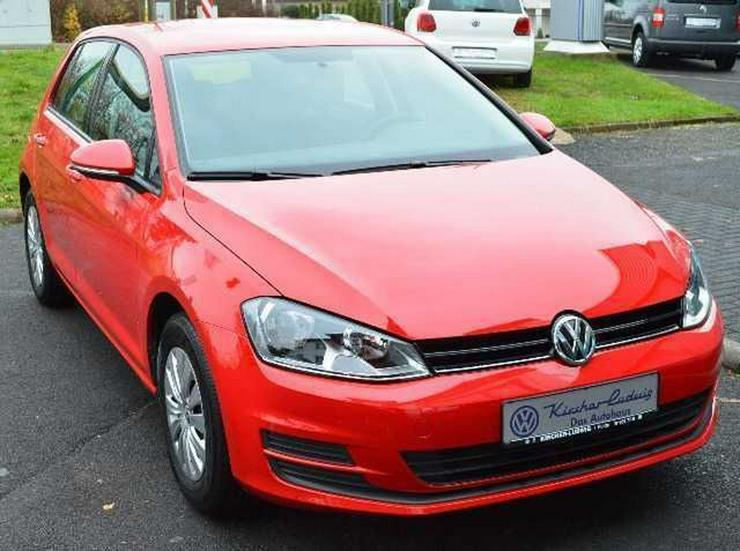 VW Golf VII 1,2 TSI BMT Trendline Klima - Golf - Bild 1