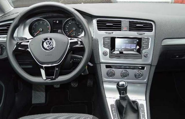 Bild 4: VW Golf VII 1,2 TSI BMT Trendline Klima