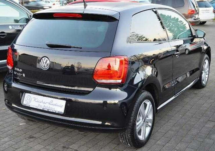 Bild 4: VW Polo 1,2 Match, SH, Alu.