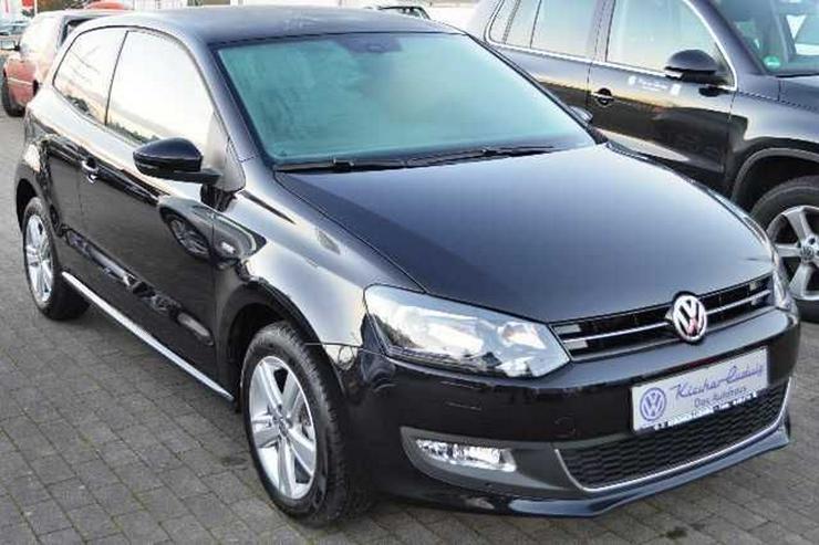VW Polo 1,2 Match, SH, Alu. - Polo - Bild 1