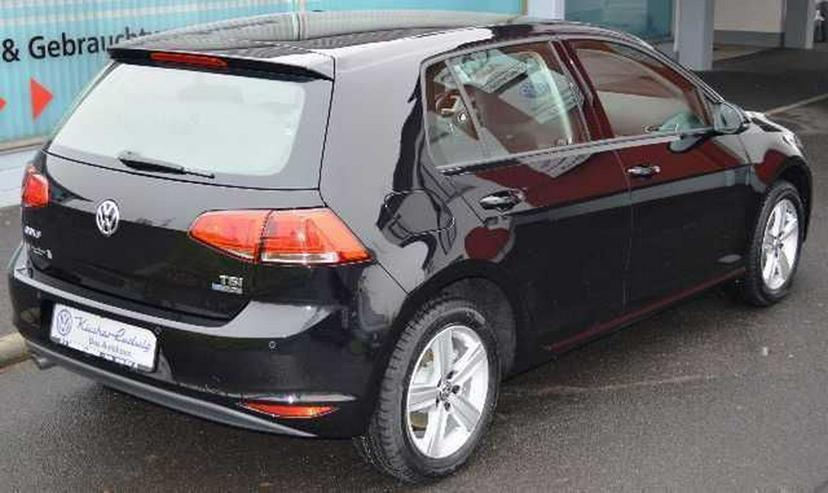 Bild 3: VW Golf VII 1,2 TSI Comfortline BMT, SH, Alu. 16''
