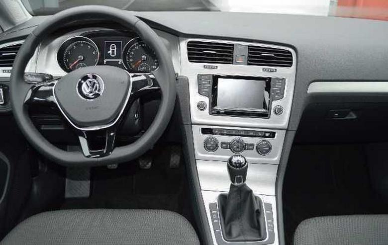 Bild 4: VW Golf VII 1,2 TSI Comfortline BMT, SH, Alu. 16''