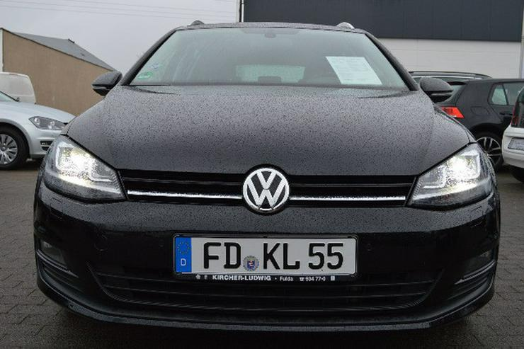 Bild 4: VW Golf VII Variant 1,4 TSI, Navi, AHK, Xenon, 17''