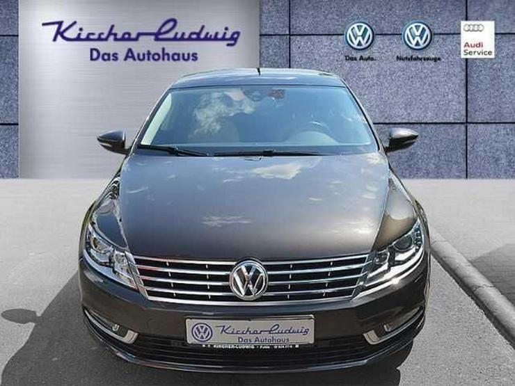Bild 3: VW CC 2.0 TDI BlueMotion DSG, Xenon, Leder, Navi