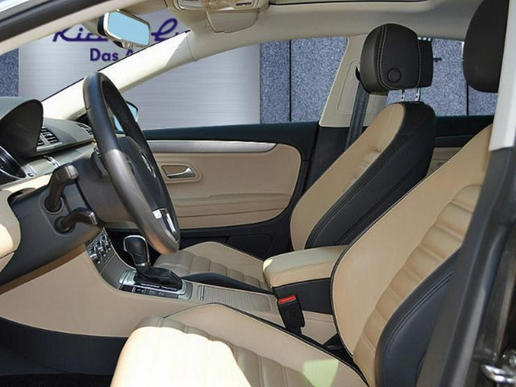 Bild 4: VW CC 2.0 TDI BlueMotion DSG, Xenon, Leder, Navi