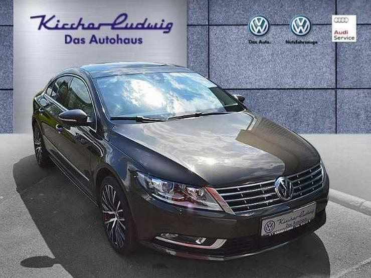 VW CC 2.0 TDI BlueMotion DSG, Xenon, Leder, Navi - Passat CC - Bild 1