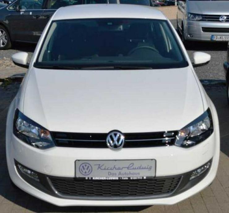 Bild 3: VW Polo LIFE 1,2 Einparkhilfe, SH, Alu, Climatronic