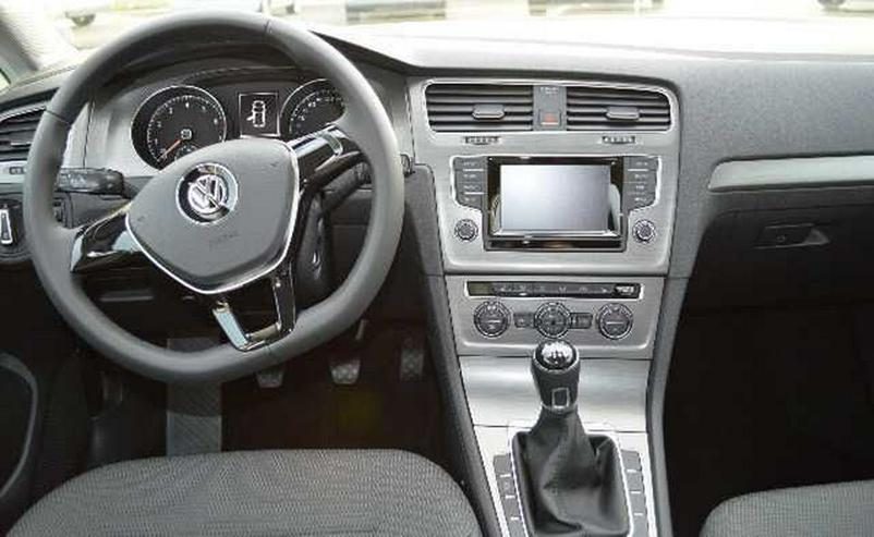 Bild 4: VW Golf VII Comfortline 1,2 TSI BMT, Alu. 16'', SH