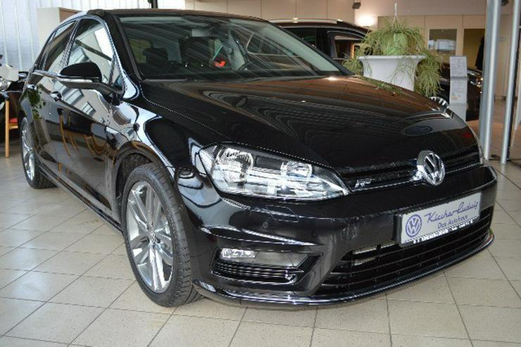 VW Golf 1.4 TSI, CUP, R-Line, Navi, 18''