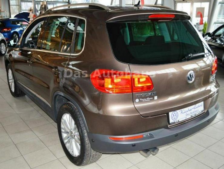 Bild 5: VW Tiguan 1.4 TSI CUP, Parkassist., SH, Alu. 18''