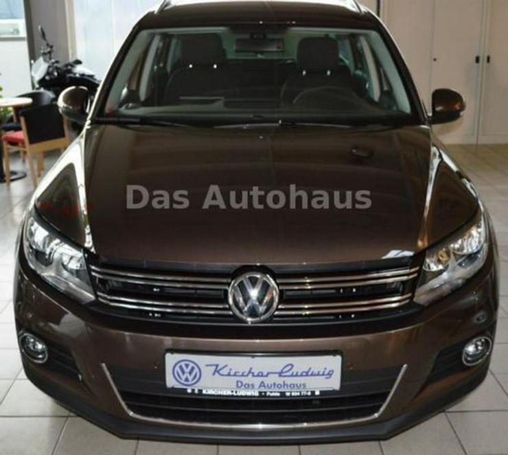 Bild 2: VW Tiguan 1.4 TSI CUP, Parkassist., SH, Alu. 18''