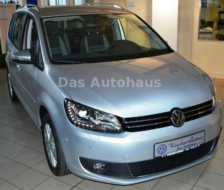 VW Touran 2.0 TDI Life, Xenon, 7-Sitzer, Navi, SH - Touran - Bild 1