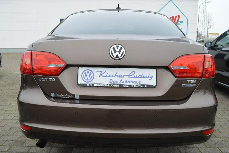 Bild 4: VW Jetta Match 1,2 TSI, Xenon, Teilleder, SH, Navi