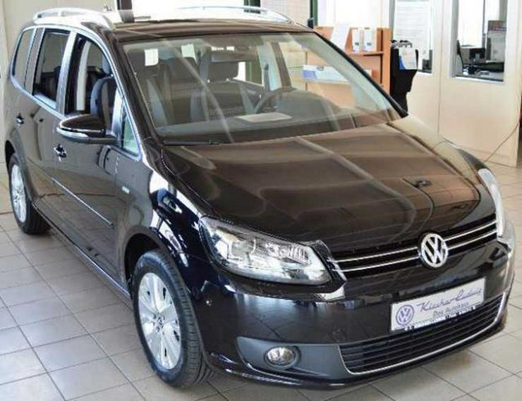 VW Touran 2,0 TDI Life, Navi, Xenon, SH - Touran - Bild 1