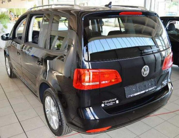 Bild 2: VW Touran 2,0 TDI Life, Navi, Xenon, SH