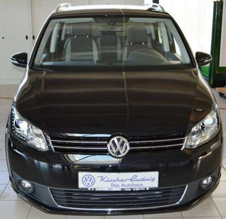 Bild 3: VW Touran 2,0 TDI Life, Navi, Xenon, SH