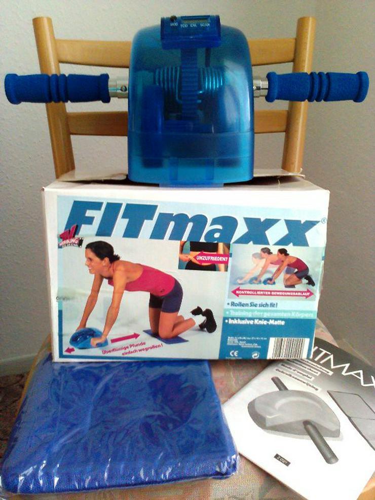 Bild 2: Fitmaxx Training für den gesamten Körper
