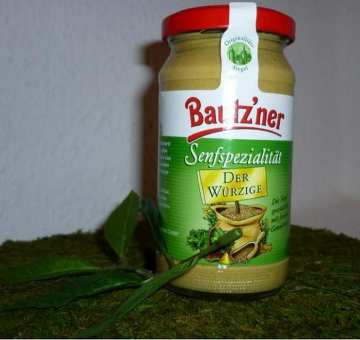 Bautzner Senf - Der Würzige -  - Weitere - Bild 1
