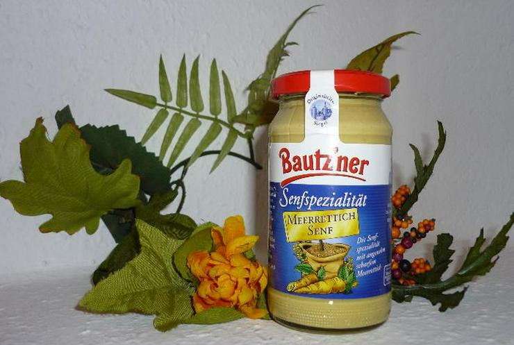 Bautzner Meerrettich Senf