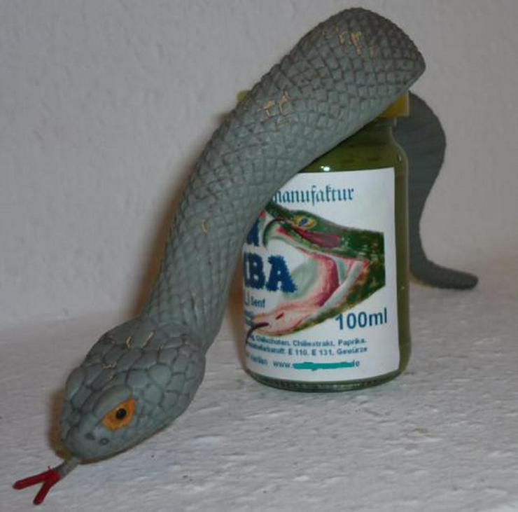 Bild 3: SAUscharf  Chili - Senf
