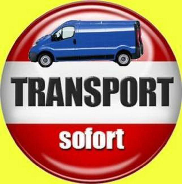 Transport Kleintransport Umzug Entsorgung