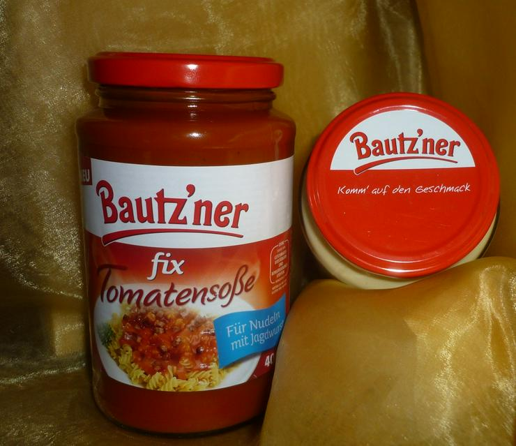 Bautzner Tomatensoße fix + fertig