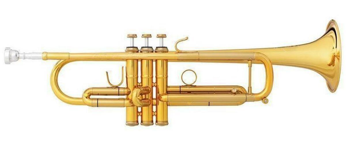 B & S Challenger Trompete JBX Profiklasse, Neu