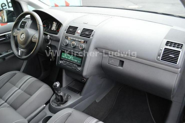 Bild 3: VW Touran 1.2 TSI MATCH,  7-Sitzer, SH