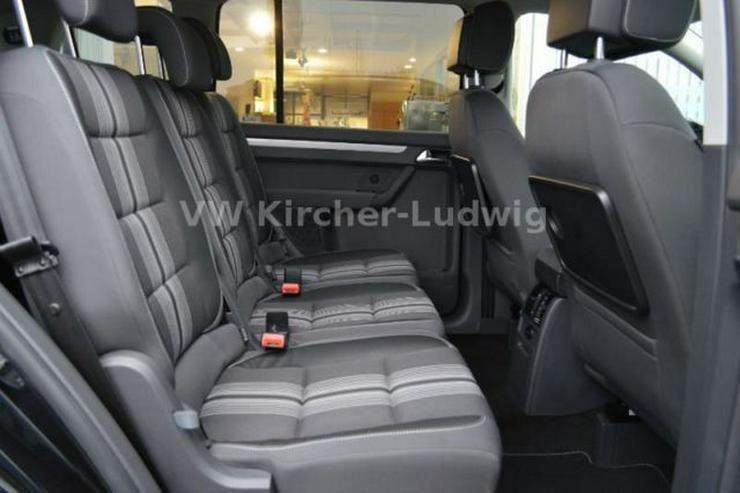 Bild 5: VW Touran 1.2 TSI MATCH,  7-Sitzer, SH