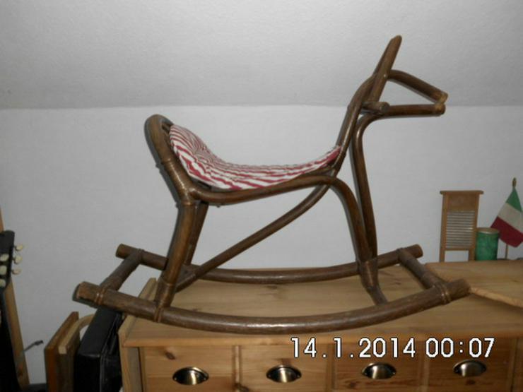 Beluga 70554 Schaukelpferd Holz Natur ~ Schaukelpferd Aus Holz Schaukelpferd Holz Spielzeug f r Babys Bild 1 1