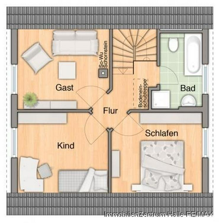 Bild 4: Willkommen im neuen Zuhause! Willkommen in Nietleben !
