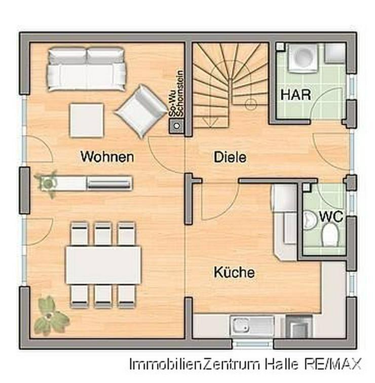 Bild 3: Willkommen im neuen Zuhause! Willkommen in Nietleben !
