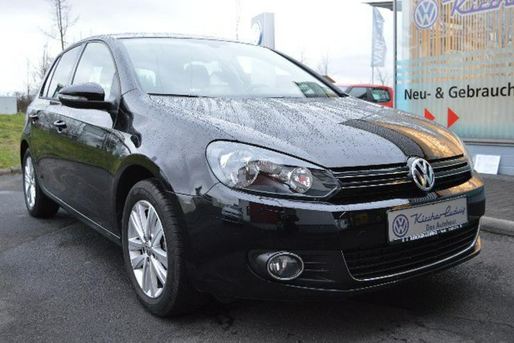 VW Golf 1.4 TSI, SH, Alu. 16'', Tempomat - Golf - Bild 1