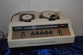Grundig Stenorette 70er Jahren defekt - Gewerbebedarf - Bild 1