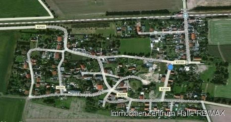 Tolles Grundstück in Landsberg OT: Reussen - Grundstück kaufen - Bild 1