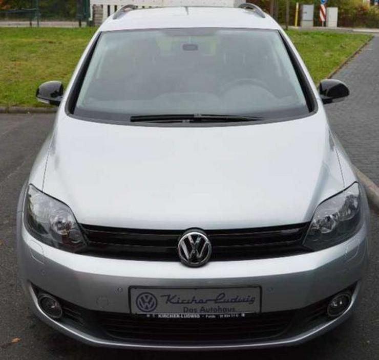 Bild 2: VW Golf Plus 1,4 TSI Match, Teilleder, SH