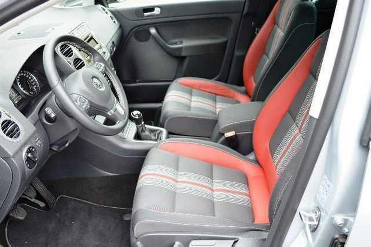 Bild 5: VW Golf Plus 1,4 TSI Match, Teilleder, SH