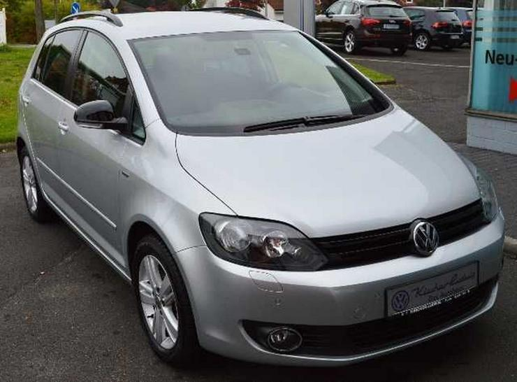 VW Golf Plus 1,4 TSI Match, Teilleder, SH - Golf - Bild 1