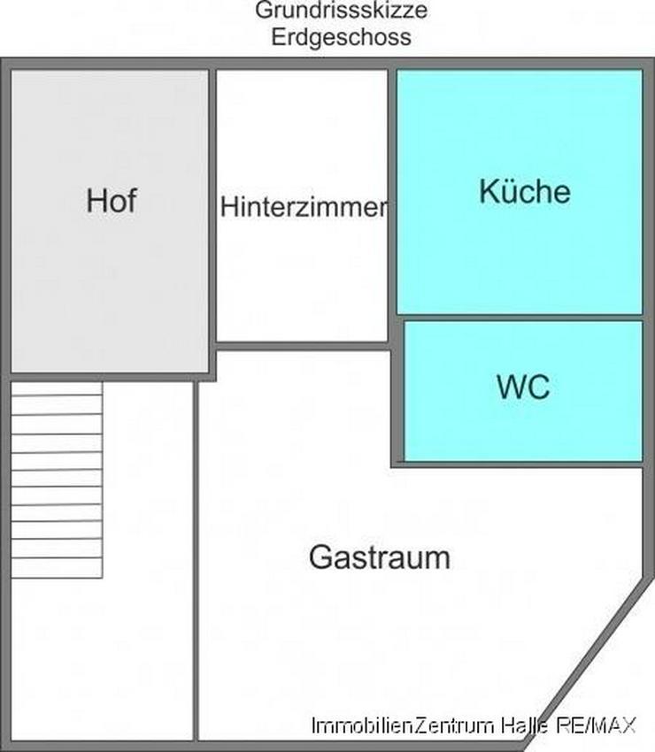 Bild 2: Top Lage !!! Gewerberäume (114m²) zwischen Giebichenstein-/ Mühlwegviertel für Ihre Ge...