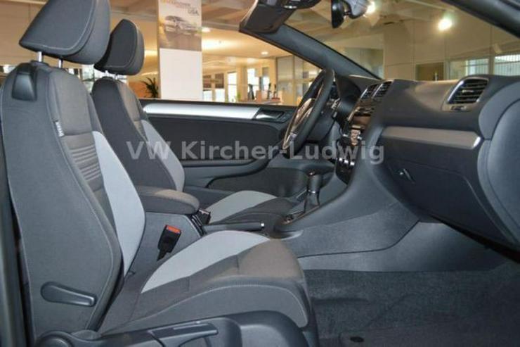 Bild 4: VW Golf Cabrio 1.2 TSI BMT Life, SH, Alu. 16''