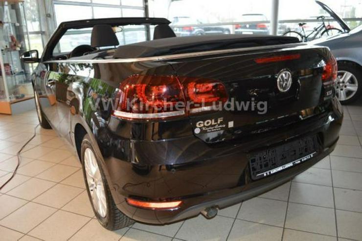 Bild 2: VW Golf Cabrio 1.2 TSI BMT Life, SH, Alu. 16''
