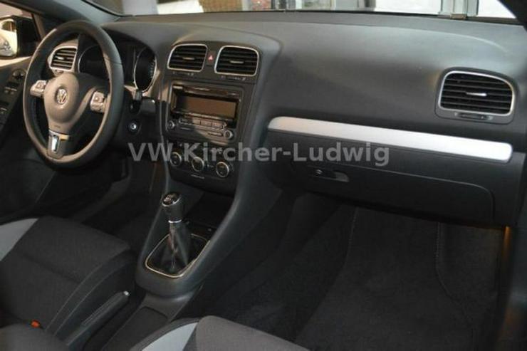 Bild 3: VW Golf Cabrio 1.2 TSI BMT Life, SH, Alu. 16''