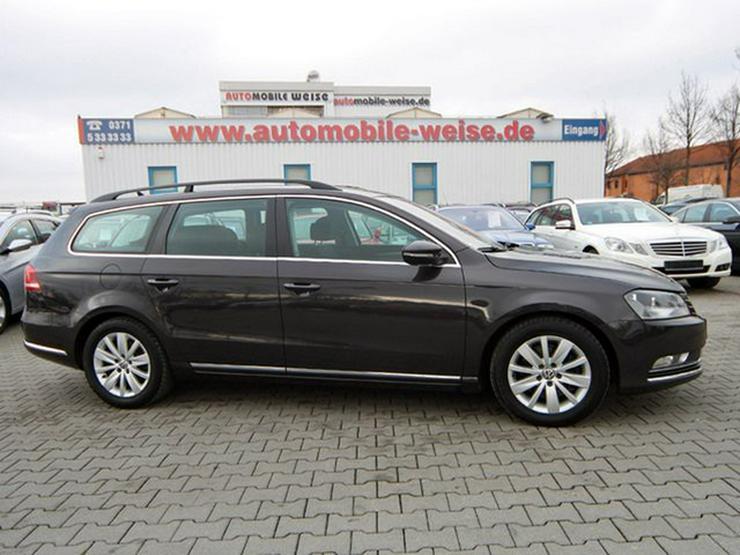 Bild 13: VW Passat Var. 2.0TDI 4Motion BMT Navi510 Panorama