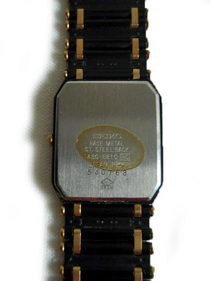 Bild 4: Damenarmbanduhr von Seiko