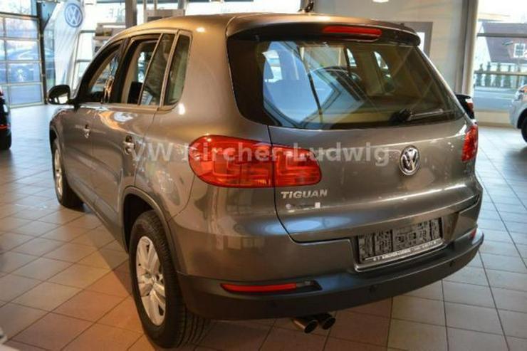 Bild 2: VW Tiguan 1.4 TSI BMT Trend & Fun, Navi, SH