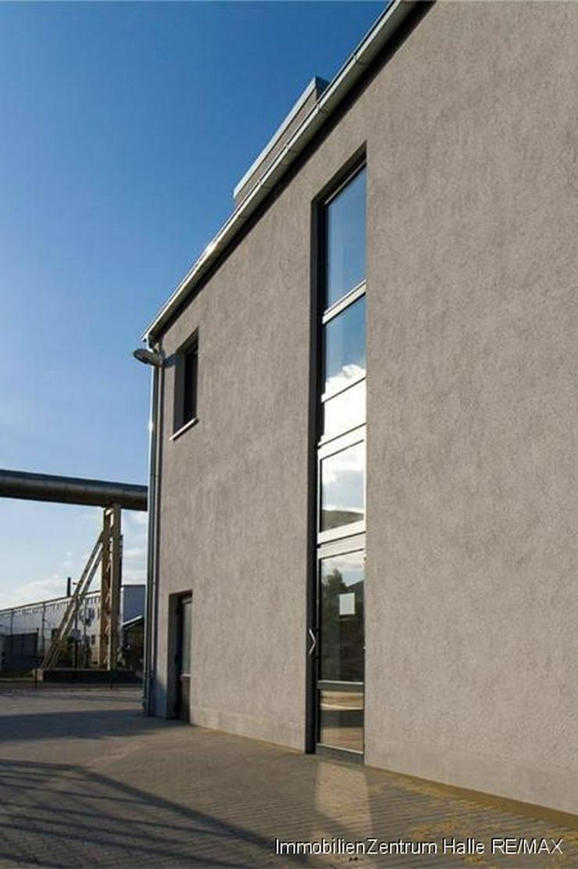 Bild 5: 2013 fertiggestelltes Forschungs- und Bürogebäude im Süden von Halle