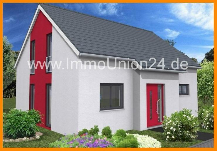 Bild 2: 2 0 9. 9 0 0,- für massives + SCHLÜSSELFERTIGES Haus 1 2 6 qm auf Bodenplatte in HEILIGE...